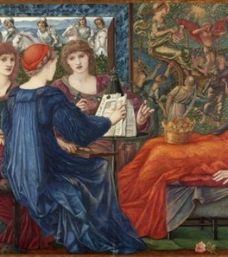 Members Private View: Edward Burne-Jones – Private View at Tate Britain | Tate