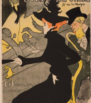 Affichomanie. Toulouse-Lautrec and the Poster around 1900