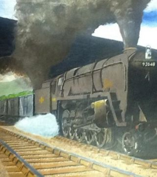 """Power of the 9F"""