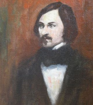 Portrait of Gogol N.V.